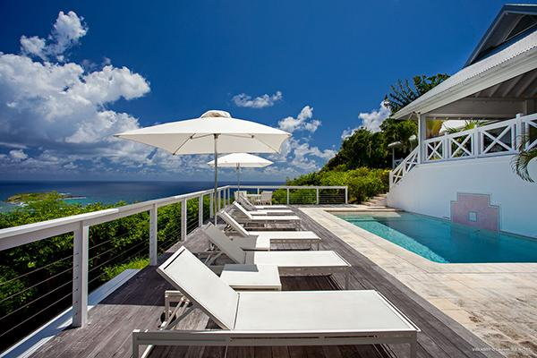 Contemporary one-level villa with indoor/outdoor living WV ABB - Image 1 - Vitet - rentals