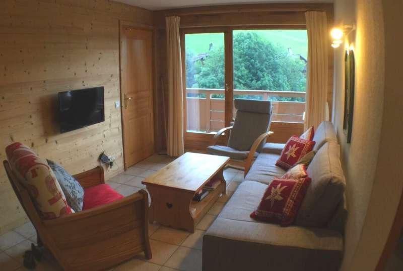PISTES DU SOLEIL B 3 rooms + sleeping corner 6 persons - Image 1 - Le Grand-Bornand - rentals