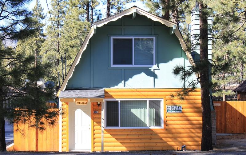Front - Cozy House-A, close to Ski,Lake & Village sleeps 4 - City of Big Bear Lake - rentals