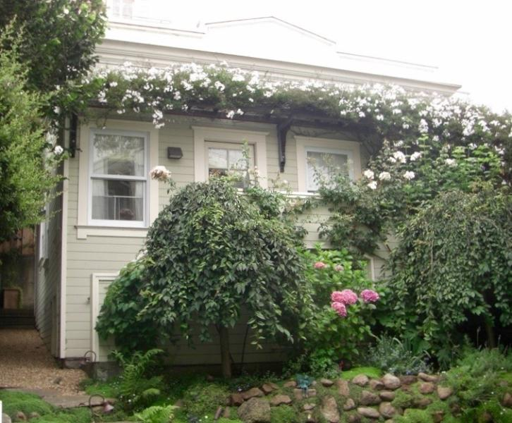 NELSONS' COTTAGE - Luxury Garden Home in BEST SF! - Image 1 - San Francisco - rentals