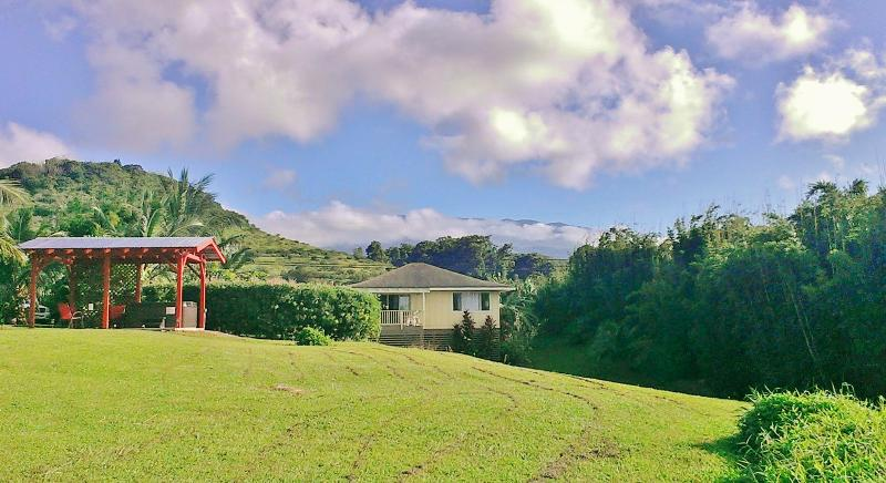 Ualani Cottage - Spacious Ocean/Mountain View Cottage. Private Island Retreat. Fully permitted. - Haiku - rentals