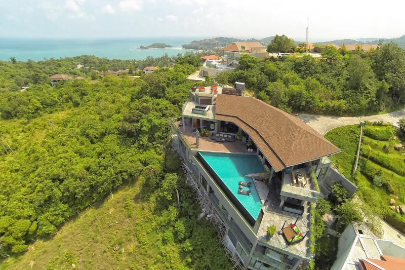 Samui Island Villas - Villa 141 Fantastic Sea View - Image 1 - Choeng Mon - rentals