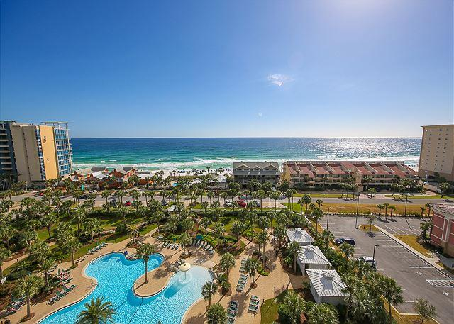 Incredible view of the Gulf - 20% Off Spring Special March-May 25th!  Spectacular Gulf and Coastline Views - Destin - rentals