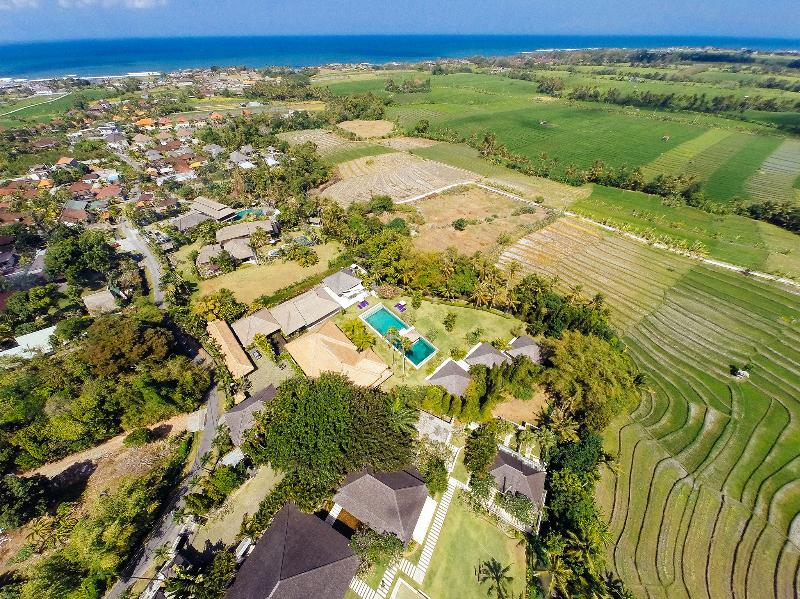 Chalina Estate - Ricefields to the sea - The Chalina Estate - an elite haven - Canggu - rentals