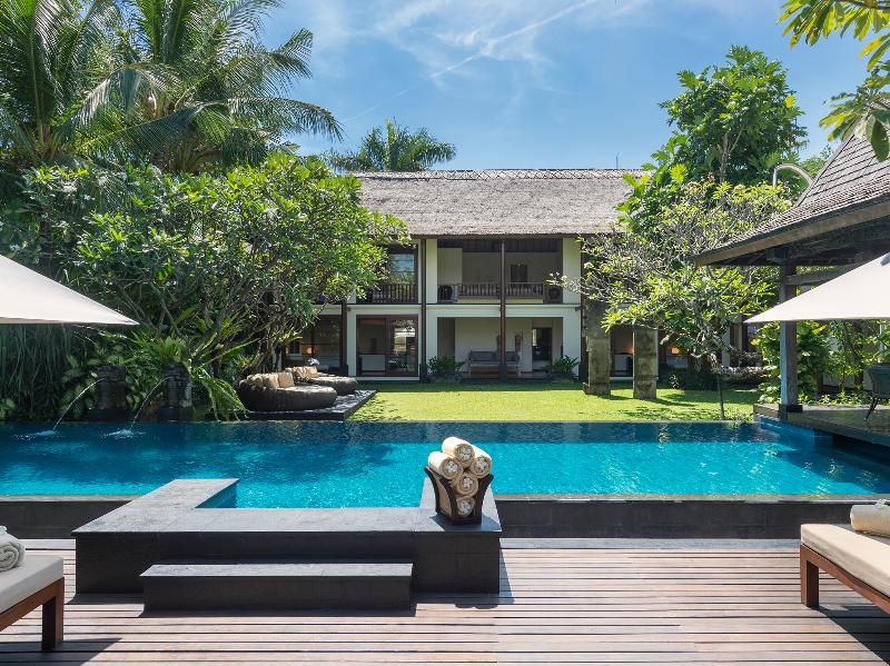 1. Villa Ramadewa - The pool - Villa Ramadewa - an elite haven - Seminyak - rentals