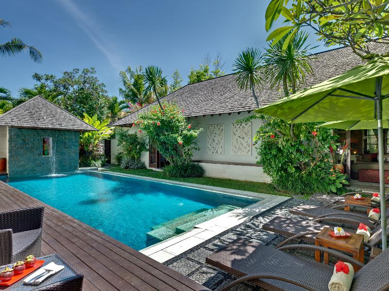 1. Villa Shinta Dewi - Poolside - Villa Shinta Dewi - an elite haven - Seminyak - rentals