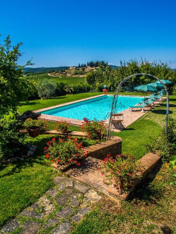 Villa Vernaccia - Villa Vernaccia - San Gimignano - rentals