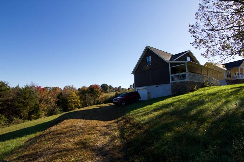 Cabin on the Mountain Close to Chattanooga - Image 1 - Chattanooga - rentals