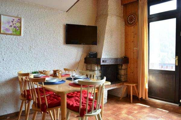 BELVEDERE 2 2 rooms + small bedroom + mezznanine 6 persons - Image 1 - Le Grand-Bornand - rentals