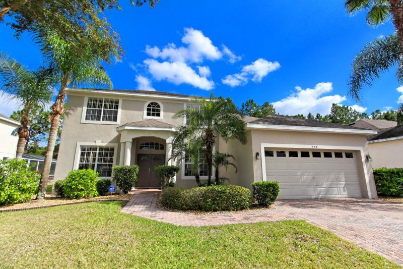 5Bd Pool Home w/ GameRm, Golf, Spa, WiFi- Fr$175nt - Image 1 - Orlando - rentals