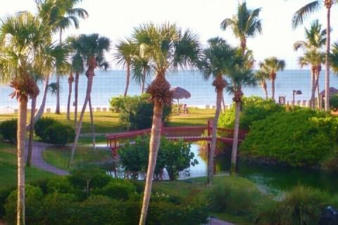 See the Ocean from the Lanai - Fabulous!! Gulf Front Complex - Pointe Santo de Sanibel - Ideal Location!! - Great for Families!!!! - Sanibel Island - rentals