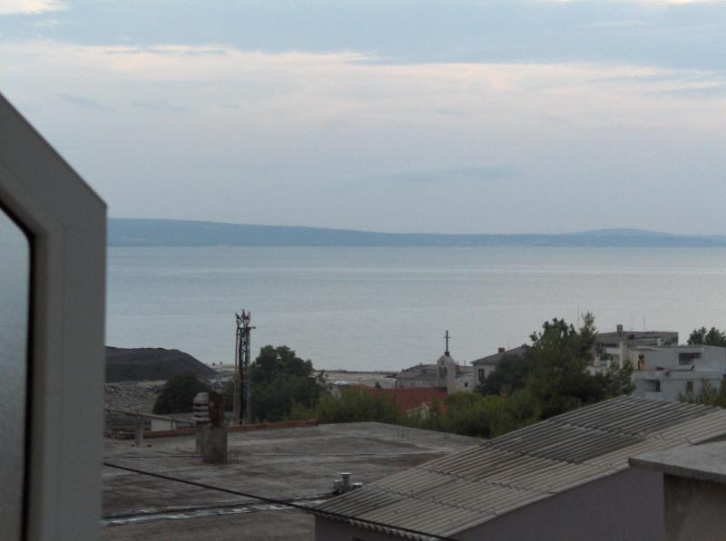 A1(3+2): terrace view - 2169  A1(3+2) - Dugi Rat - Dugi Rat - rentals