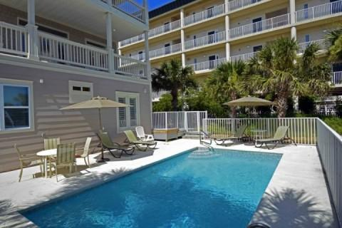 Private Pool - Red Cherry's - Seagrove Beach - rentals