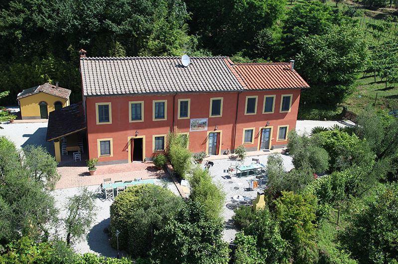 Villa Rental in Tuscany, Segromigno - Casa Ada - Image 1 - Camigliano - rentals