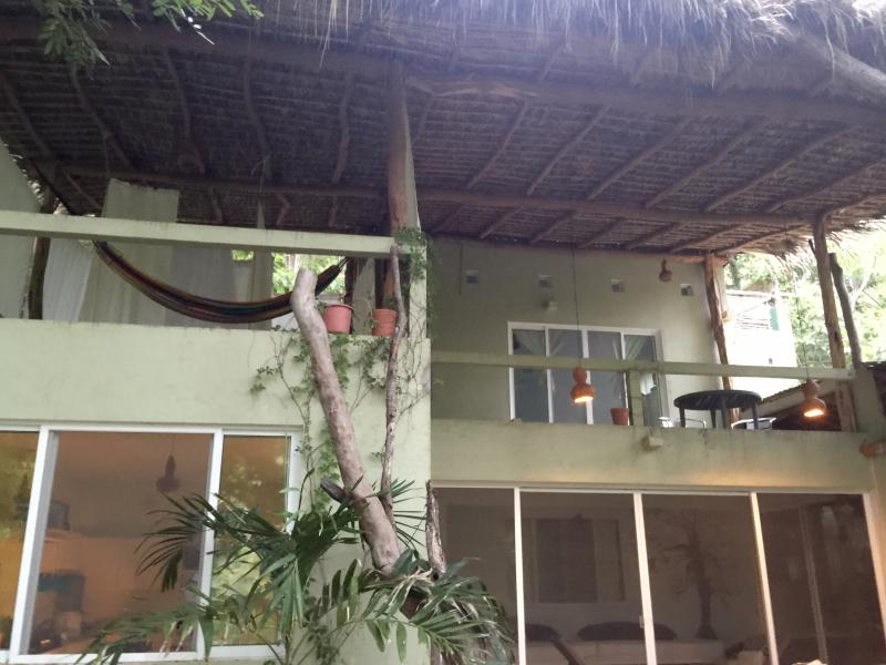 Right in front of a calm quiet virgin beach surrounded by nature - An exclusive beach house in a secret secluded paradiseonthe Oaxacan coast. - Pochutla - rentals