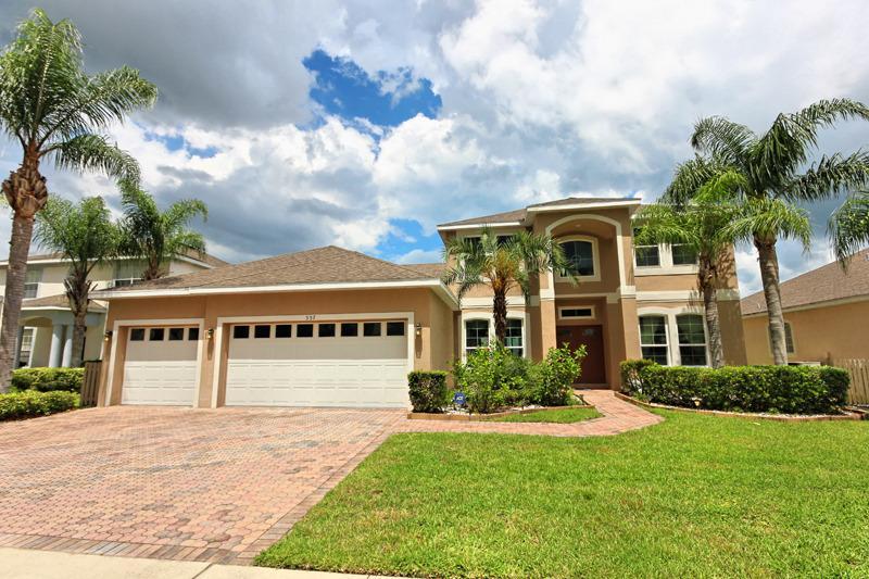 6Bd Pool Hm, Golf Views, Spa, Gm Rm,Wifi-Frm$190nt - Image 1 - Orlando - rentals