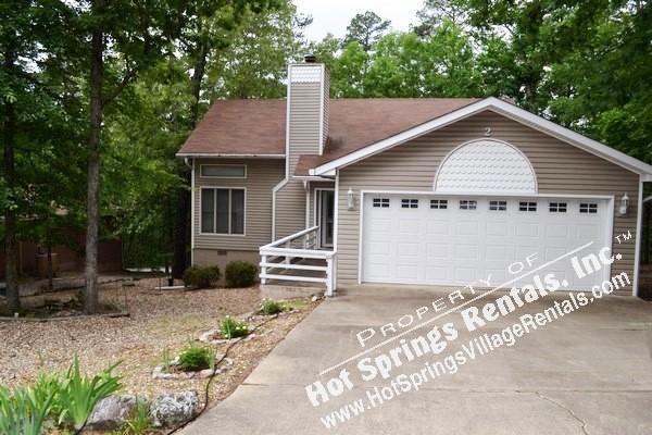Front v1 - 2AlarWy | West Gate Area | Home | Sleeps 8 - Hot Springs Village - rentals