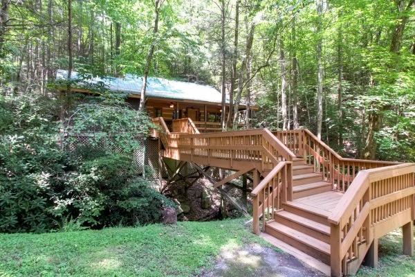 Creekside Comfort - CREEKSIDE COMFORT - Sevierville - rentals
