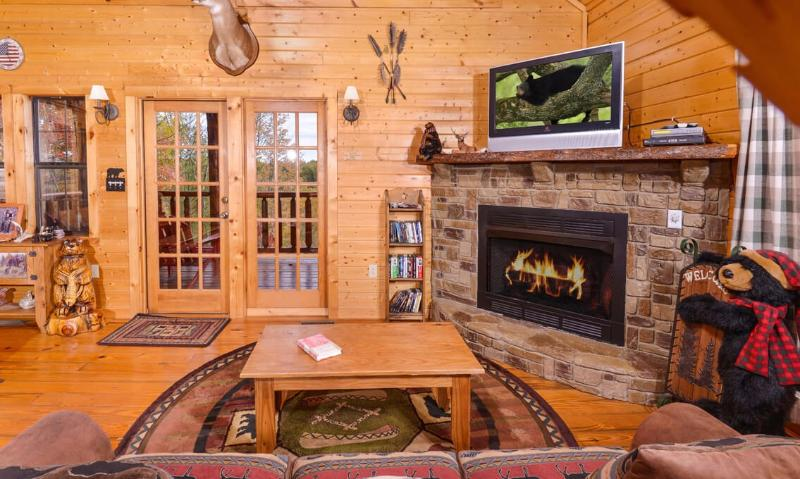 Almost Bearadise - Image 1 - Pigeon Forge - rentals