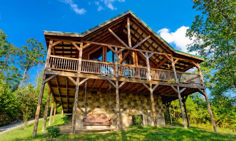 A Bearz Haven - Image 1 - Pigeon Forge - rentals