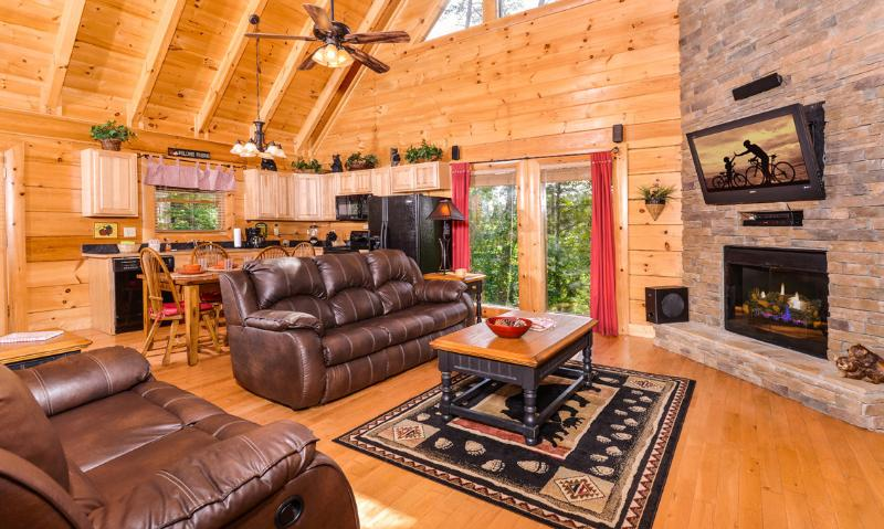 A Bear Creek Crib - Image 1 - Pigeon Forge - rentals