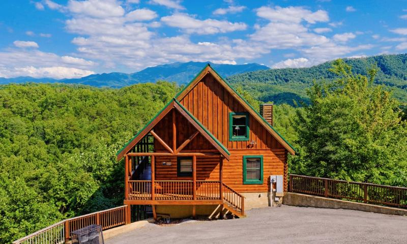 Higher Ground - Image 1 - Gatlinburg - rentals