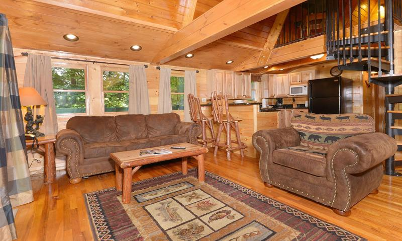 Woodsong - Image 1 - Gatlinburg - rentals