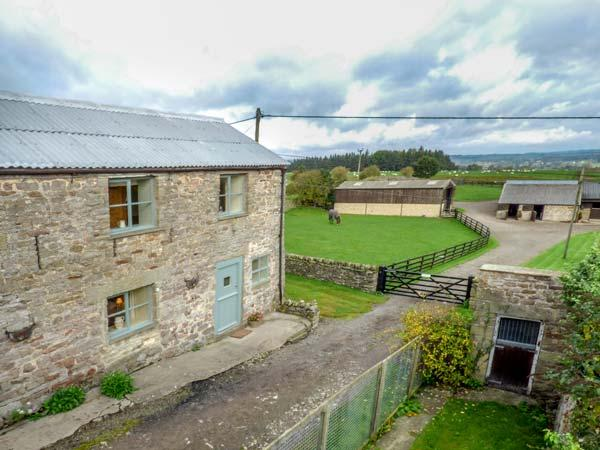 FELL VIEW STABLES COTTAGE, secluded location, ground floor bedrooms, Middleham, Ref 928456 - Image 1 - Middleham - rentals