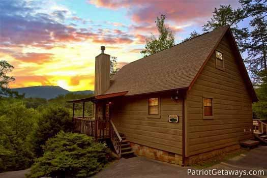 Cabin On The Hill - CABIN ON THE HILL - Pigeon Forge - rentals