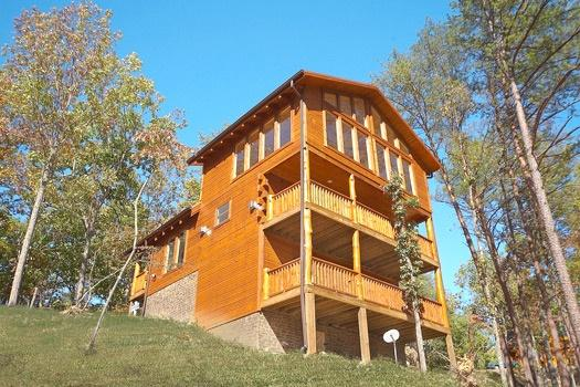 Black Bear Hide-out - BLACK BEAR HIDE-OUT - Pigeon Forge - rentals