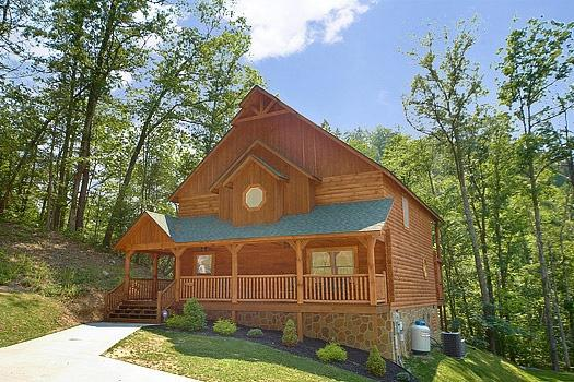 Cozy Creek - COZY CREEK - Pigeon Forge - rentals