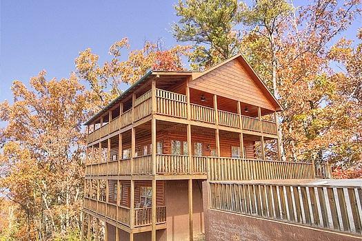 Hickernut Lodge - HICKERNUT LODGE - Sevierville - rentals