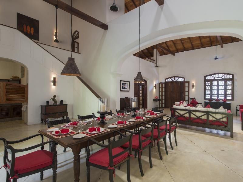 No. 39 Galle Fort - Formal dining table - No. 39 Galle Fort - an elite haven - Galle - rentals