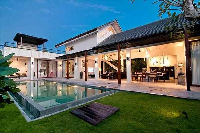 Vasana Ultra Modern 3BR Villa Near to Seminyak - Image 1 - Kerobokan - rentals