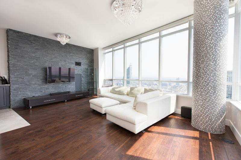 Living Room - Downtown Luxury On Lake 2 Stories Penthouse - Toronto - rentals