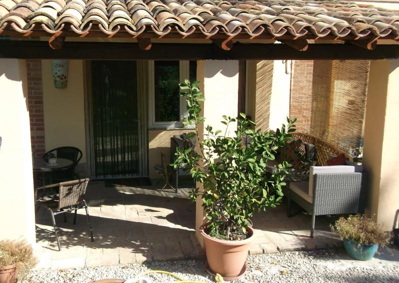 Summer Apartment with exclusive pool - Image 1 - San Ginesio - rentals