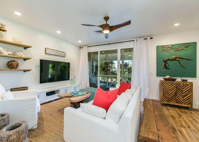 Beautiful, Remodeled Nihilani 9B!! 3 bedroom/2.5 bath absolutely gorgeous! - Image 1 - Princeville - rentals