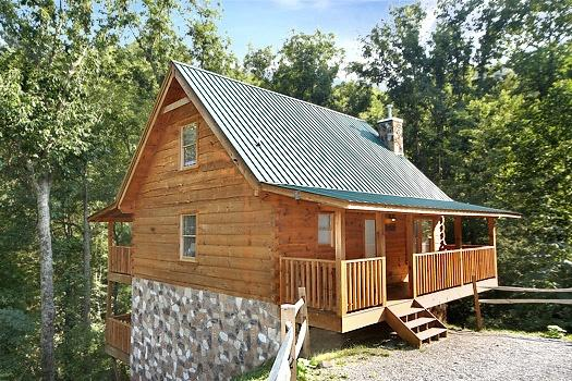 Exterior Front View at Smoky Bears Creek - SMOKY BEARS CREEK - Pigeon Forge - rentals