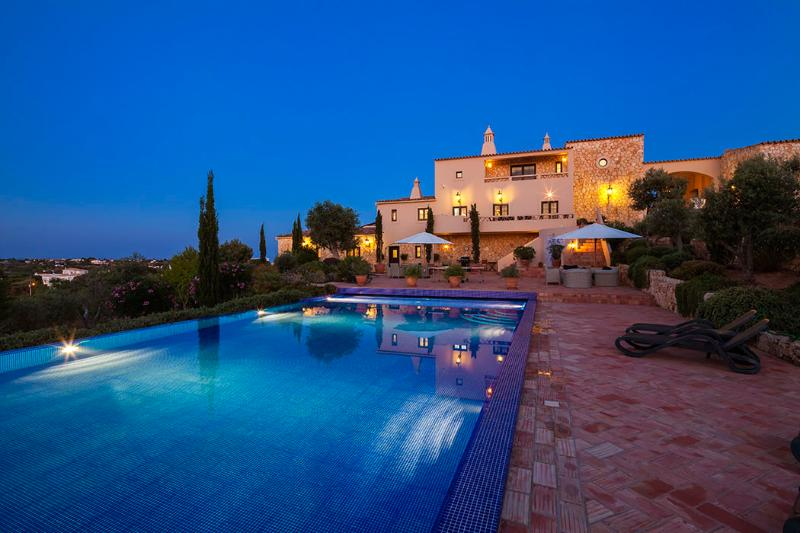 Quinta dos Sonhos  - Stunning 5 Bedroom Villa with Enormous Pool. - Image 1 - Carvoeiro - rentals
