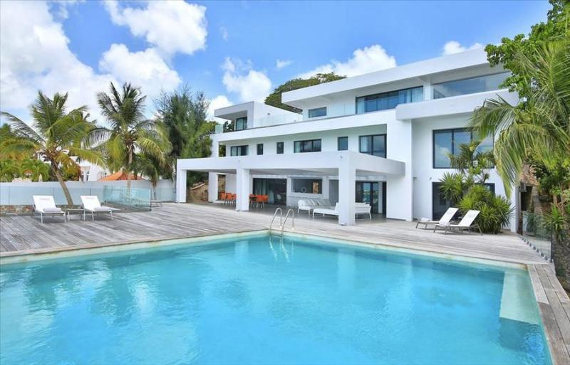 The Reef at Simpson Bay, Saint Maarten - Private Pool, Ocean Views, Modern - Image 1 - Simpson Bay - rentals