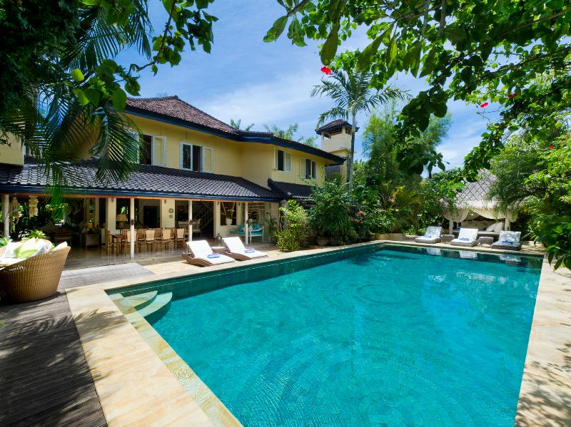 Villa Shamira - The villa - The Shamira - an elite haven - Canggu - rentals