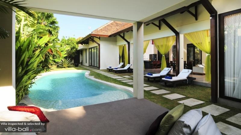 Villa Alice Satu - Image 1 - Seminyak - rentals