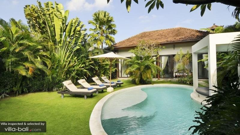 Villa Alice Dua - Image 1 - Seminyak - rentals