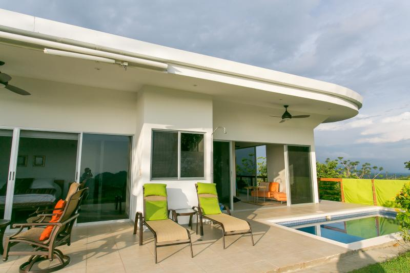 Modern Luxury Villa with 360 Panoramic Views - Image 1 - Manuel Antonio National Park - rentals