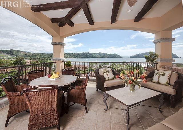 Spectacular View from The Balcony. - Spectacular Luxury Oceanview Condo,The Best View at Los Sueños! - Herradura - rentals