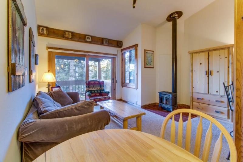 Ski-in/ski-out & rec center access/hot tub, dog-friendly! - Image 1 - Truckee - rentals