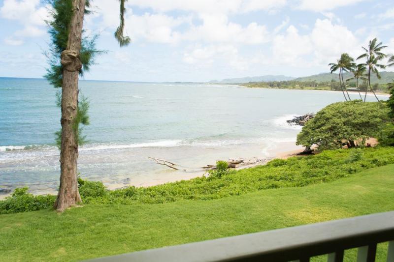 Beach - Ocean Front 2 Bedroom - Kapaa - rentals