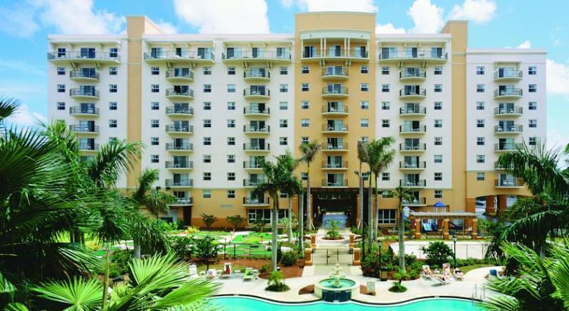 Wyndham Palm Aire, 2 BR Deluxe - Image 1 - Pompano Beach - rentals