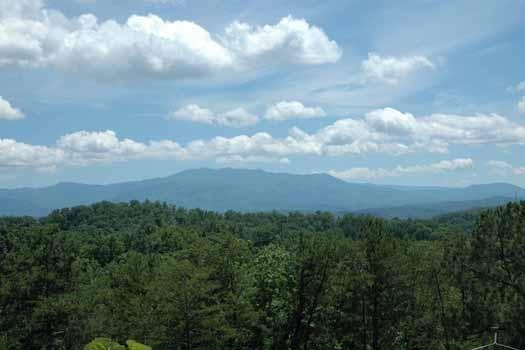 Mountain Views from A Panoramic View - A PANORAMIC VIEW - Sevierville - rentals