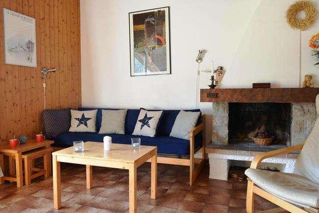 CRISTAL 2 rooms + mezzanine 5 persons - Image 1 - Le Grand-Bornand - rentals